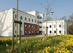 Stanmer Court is located opposite the entrance to campus near to Falmer station with quick access to campus or to Brighton
