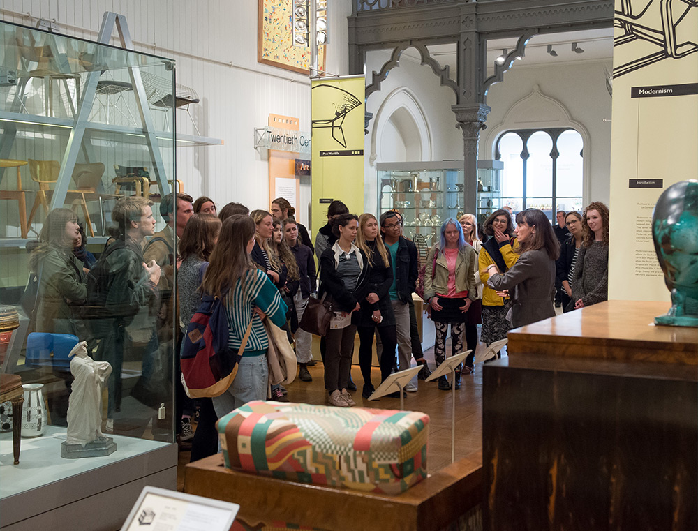 Art History and Museum Curating MA : University of Sussex