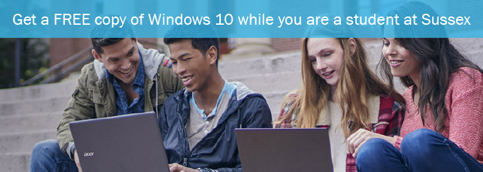 Install Windows 10 for FREE
