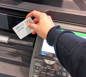 Check your print ID Number