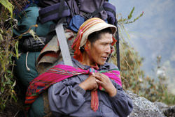 Porters of the Inca Trail