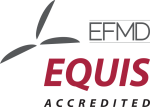 Business School EQUIS Accreditation logo