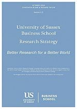 research strategy cover