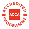 Association of Certified and Chartered Accountants (ACCA) logo