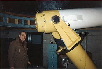 Isle of Thorns telescope