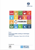 SDG interlinkages report from wilton park