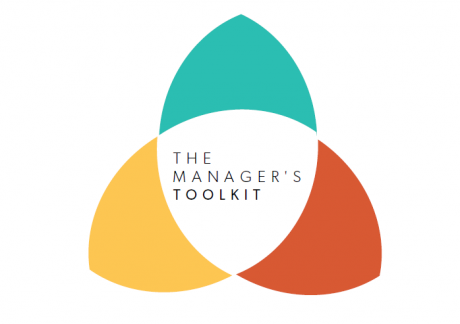 Logo for manager's toolkit