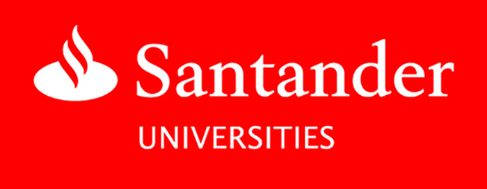 The Santander Universities logo