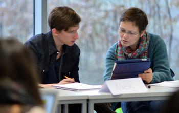 BMEC postgraduate student with Sussex staff