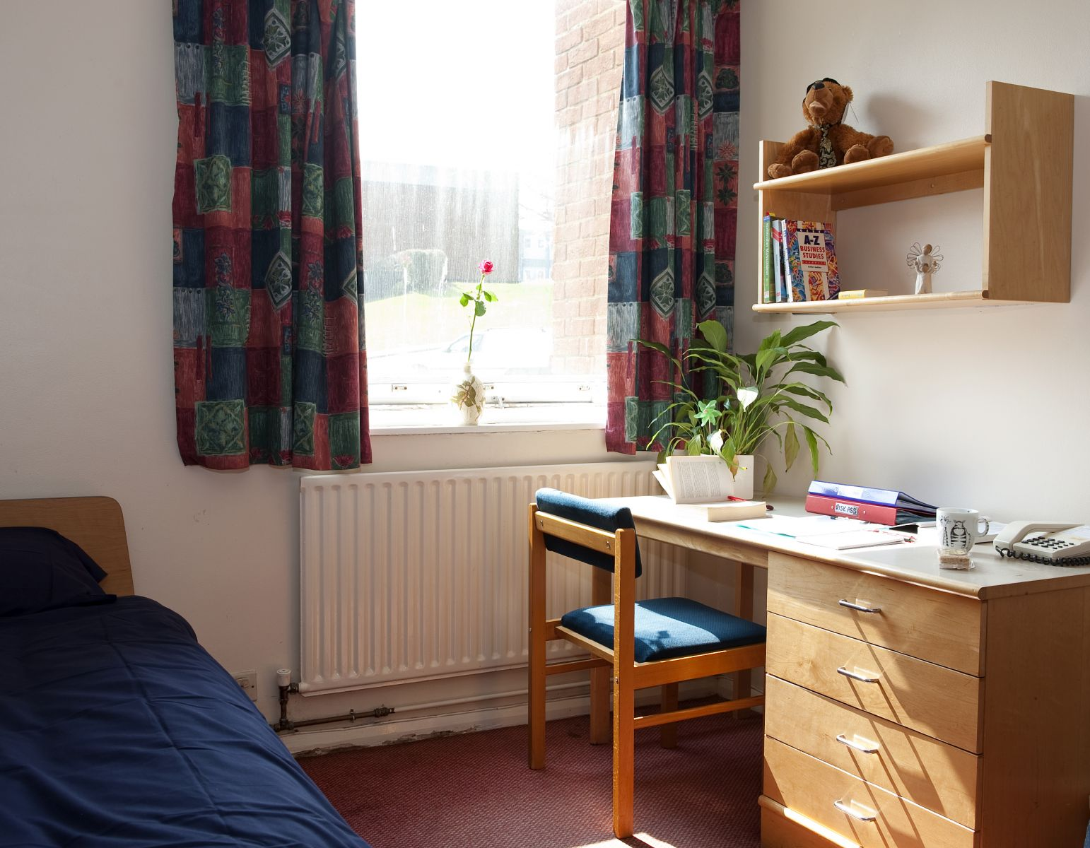 Park Houses On Campus Accommodation Study With