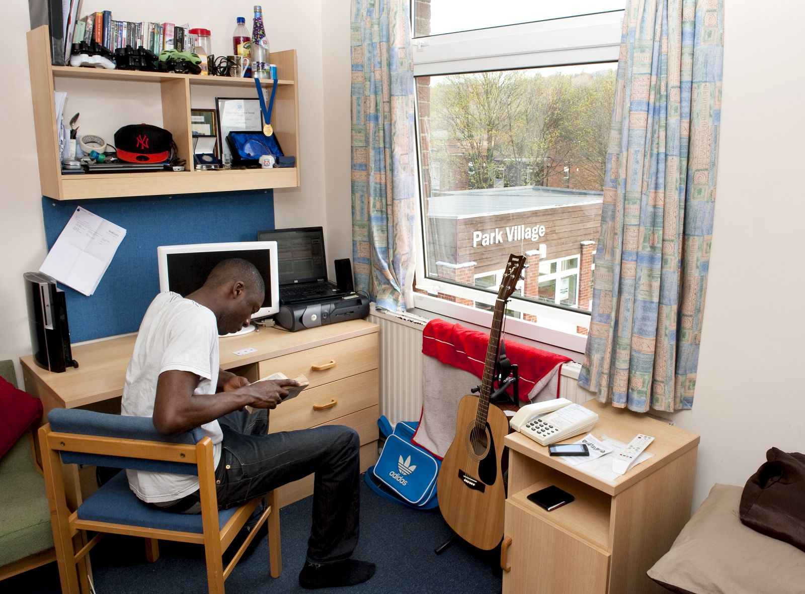 Park Village On Campus Accommodation Study With