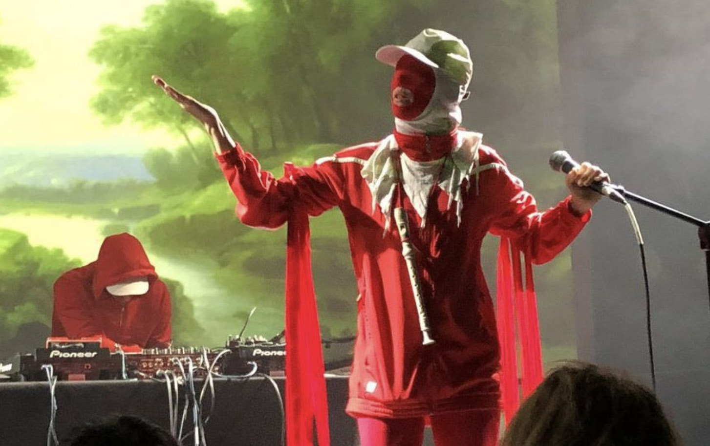 Gazelle Twin at the ACCA