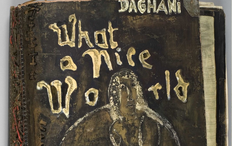 Arnold Daghani artwork - What a nice world