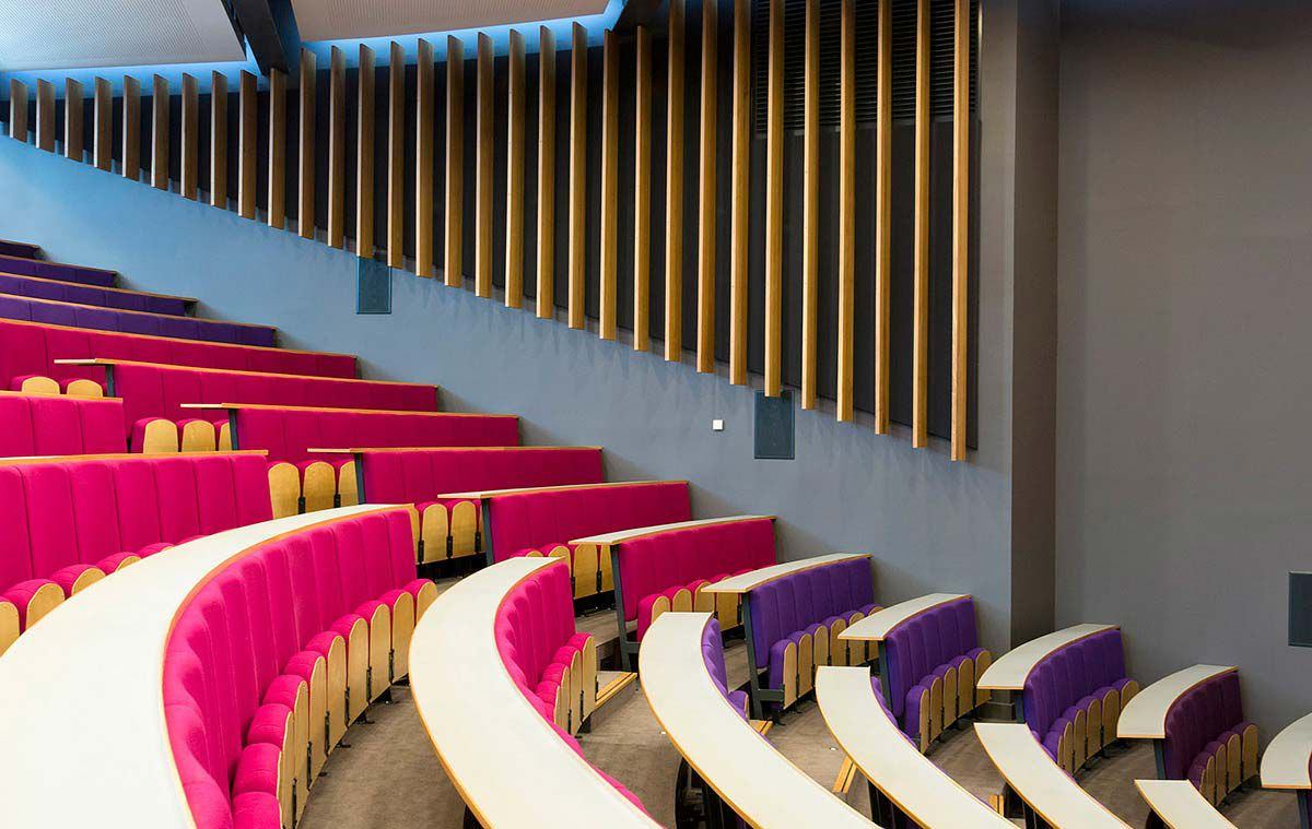 The Jubilee lecture theatre